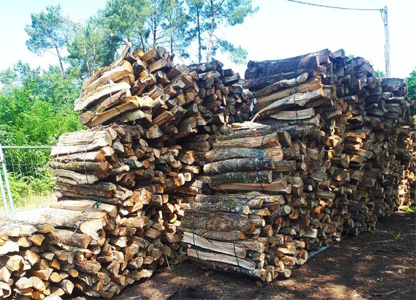 Livraison bois chauffage Gironde