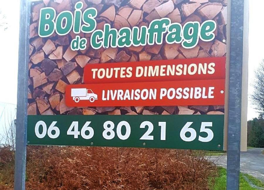 Livraison bois chauffage Gironde David Bois